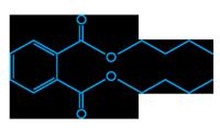 Химическая формула Дибутилфталата (ДБФ)