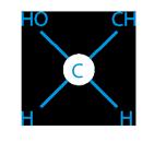 Химическая формула Метилен-гликоля