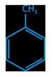 Химическая формула Толуола